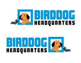 #24 para Design a Logo for Bird Dog Headquarters por asnan7