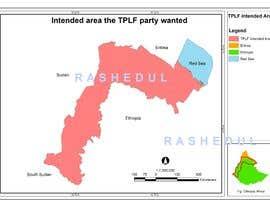 #11 untuk Draw Maps that Show Redrawing of Borders oleh rashelju