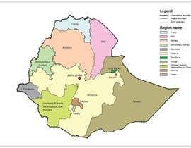 #9 untuk Draw Maps that Show Redrawing of Borders oleh dennisDW