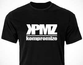 #43 for Kompromize Logo and T-shirt Design af Paulodesings