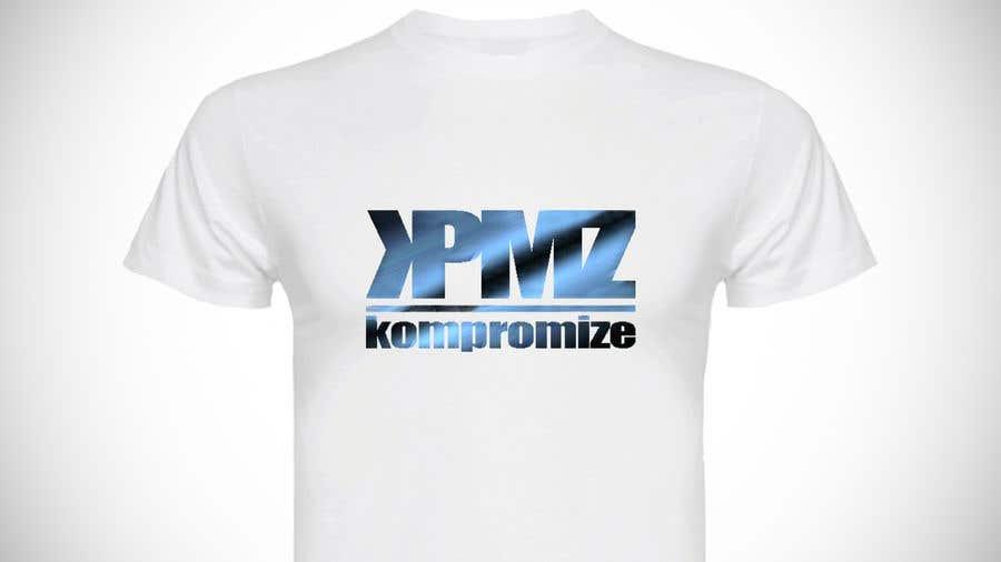 Penyertaan Peraduan #                                        46                                      untuk                                         Kompromize Logo and T-shirt Design