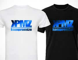 #49 for Kompromize Logo and T-shirt Design af Paulodesings