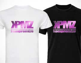 #54 for Kompromize Logo and T-shirt Design af Paulodesings