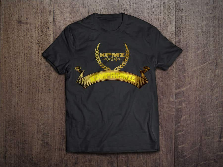 Penyertaan Peraduan #                                        62                                      untuk                                         Kompromize Logo and T-shirt Design