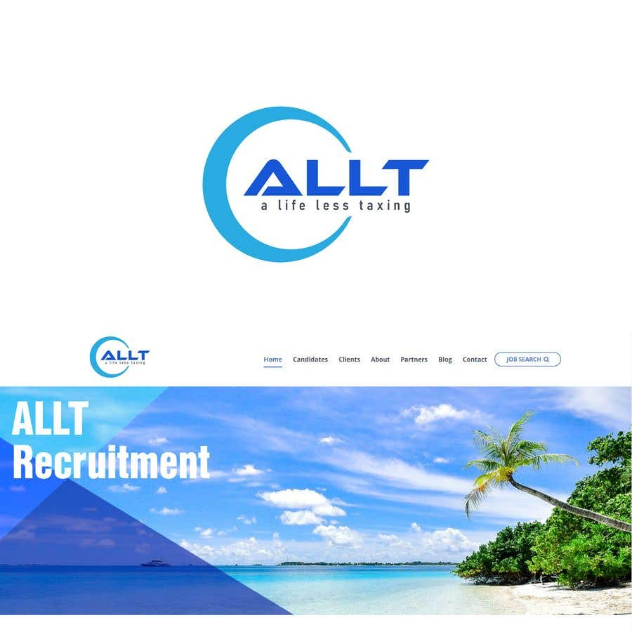 Penyertaan Peraduan #                                        278                                      untuk                                         Logo Design for Recruitment Website
