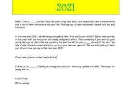 #9 for 7 Email Newsletter af ShihabShakhawat