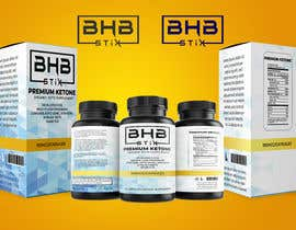 #220 untuk BHBStix Logo and packaging design. oleh DesignerMaster12