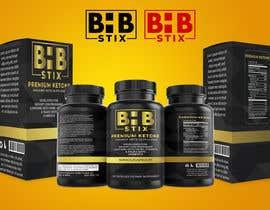 #221 untuk BHBStix Logo and packaging design. oleh DesignerMaster12