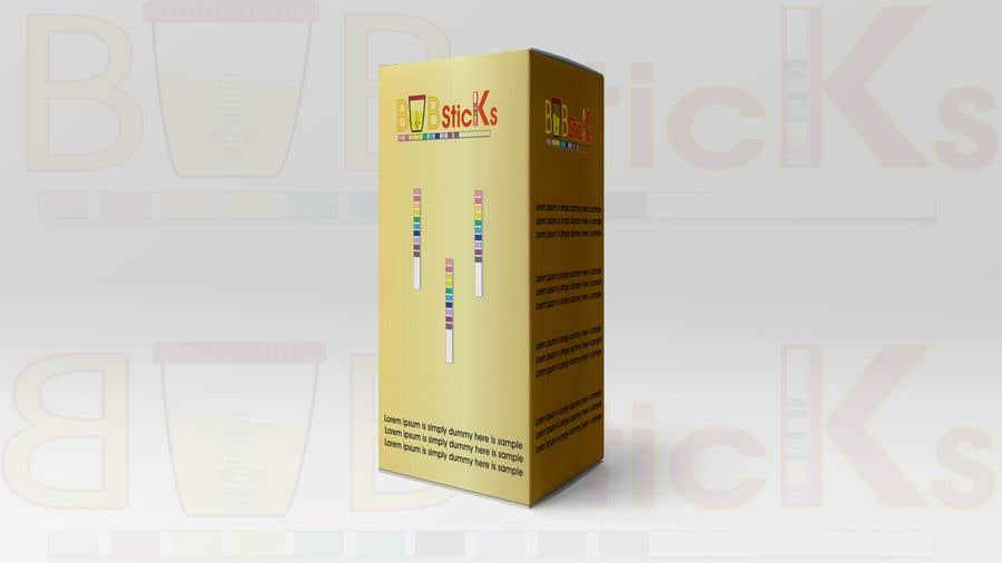 Penyertaan Peraduan #                                        76                                      untuk                                         BHBStix Logo and packaging design.