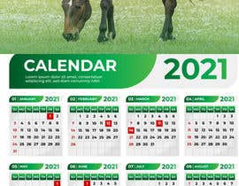 #2 for Calendar for 2021 by Ihcreative