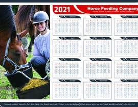 #46 for Calendar for 2021 by habibsofi78