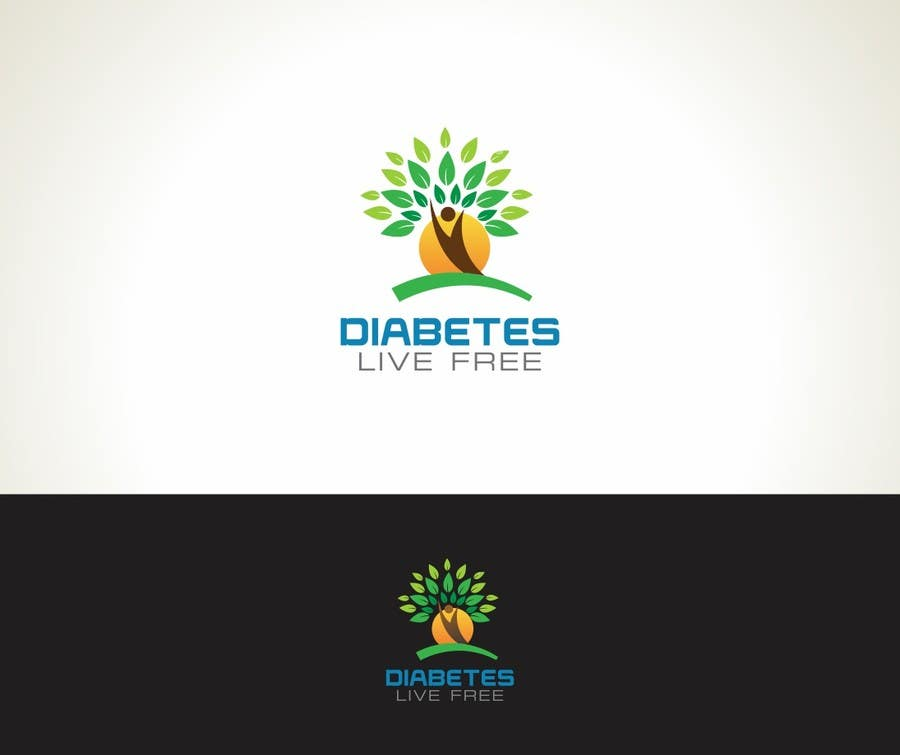 Konkurrenceindlæg #                                        19                                      for                                         Design a Logo for Diabetes Live Free