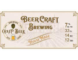 Nro 36 kilpailuun Craft Beer Brewing käyttäjältä RayaLink