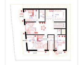 Nro 27 kilpailuun Design the architecture of home (190mq) käyttäjältä simo1997el