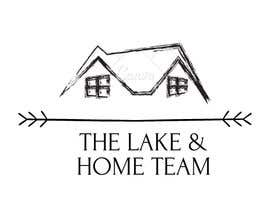 #66 for Creating a Logo for a Real Estate team- The Lake & Home Team by Aika0822