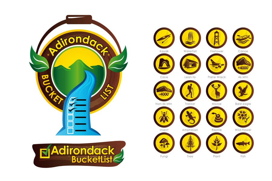 Inscrição nº                                         23                                      do Concurso para                                         Website logos and icons