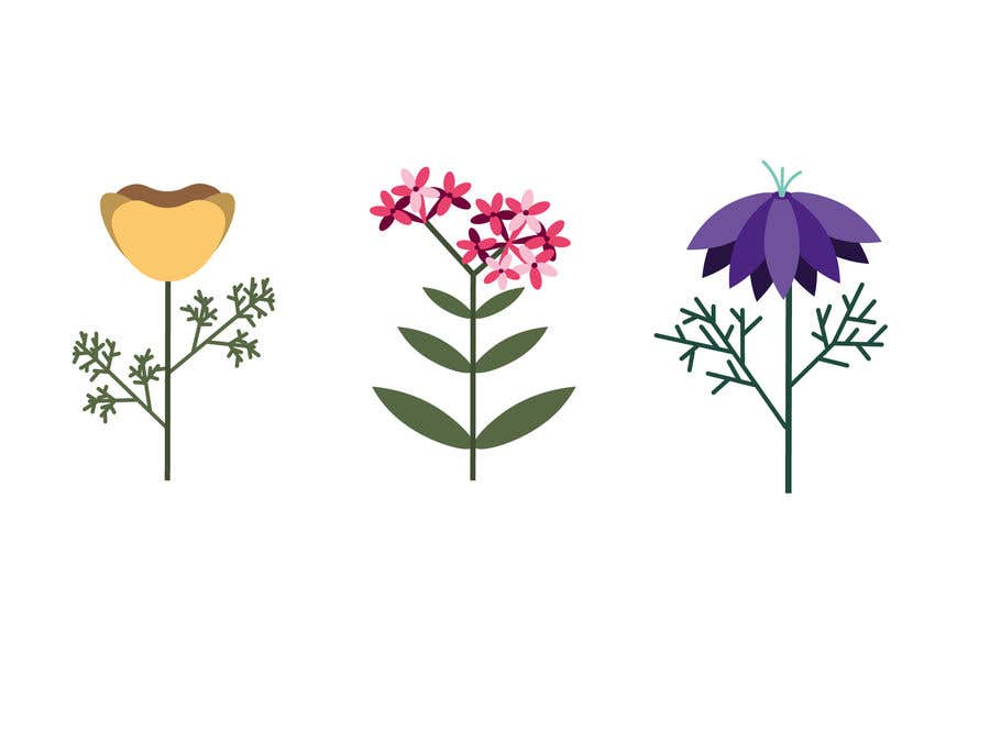 Contest Entry #                                        27                                      for                                         Vector Flower Icons