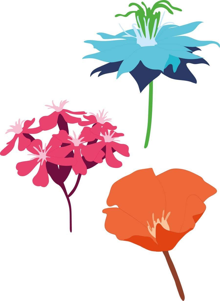 Contest Entry #                                        22                                      for                                         Vector Flower Icons