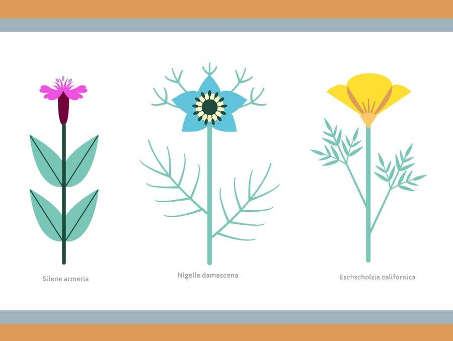 Contest Entry #                                        75                                      for                                         Vector Flower Icons