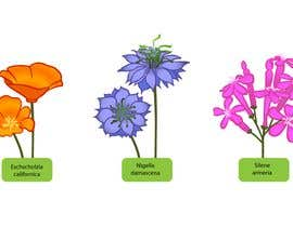 #67 for Vector Flower Icons by kaushalyasenavi