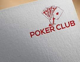 #315 for Logo for the poker club - 02/12/2020 10:30 EST af mssantaislam6807