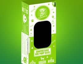 DivakarJK tarafından Packaging for eco friendly dog poo bags için no 19