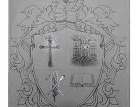 #21 untuk Coat of Arms/ Crest and associated files oleh sasmitaparida88