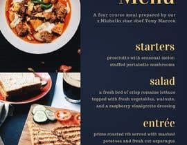 #18 untuk Design a menu, managing social marketing oleh msislam2020