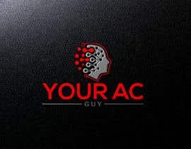 #220 cho Air conditioner company logo (Your AC GUY) bởi mdshmjan883