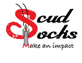 gabrielthome님에 의한 Design a Logo for our company SCUD SOCKS을(를) 위한 #24