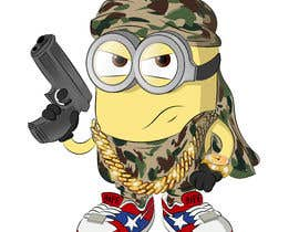 ganvirgaurav97 tarafından Draw me a Minion with exaggerated swagger for online community için no 25