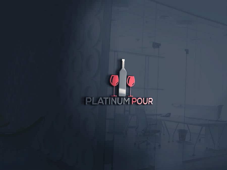 Kilpailutyö #                                        199                                      kilpailussa                                         Platinum Pour