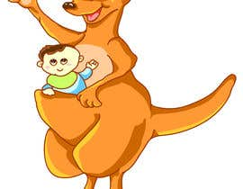 #102 สำหรับ ILLUSTRATION KANGAROO CHARACTER โดย nonie26