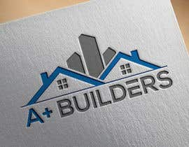 #51 for Company name is  A+ Builders ... looking to add either tools or housing images into the logo. But open to any creative ideas by nazmunnahar01306