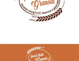 #8 cho Design a Logo for Good Start Granola bởi LiviuGLA93