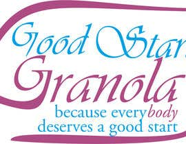 #22 for Design a Logo for Good Start Granola by andrei215