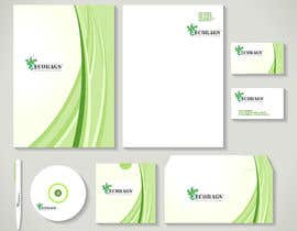 #6 for Business card, letterhead, document folder -- 2 by kpancier