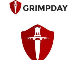 #2 untuk Logo for the Grimpday an firemen organisation oleh Kreative5