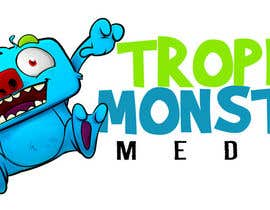 #99 para Design a Cartoon Monster for a Media Company de emerludwin