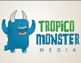#54 for Design a Cartoon Monster for a Media Company by HansLehr
