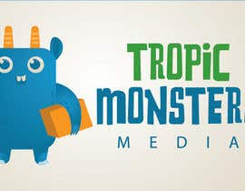 #89 for Design a Cartoon Monster for a Media Company by HansLehr