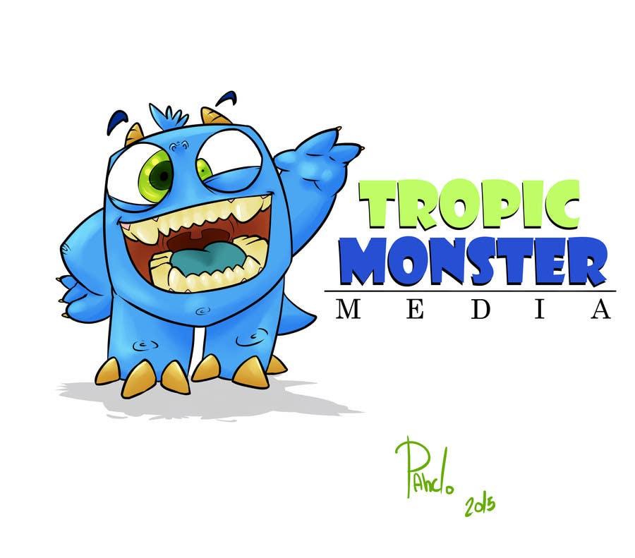 Inscrição nº 48 do Concurso para Design a Cartoon Monster for a Media Company