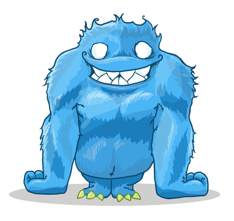 Inscrição nº 30 do Concurso para Design a Cartoon Monster for a Media Company
