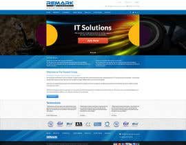 #13 cho Website Design for IT Company bởi deevan
