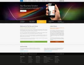 #14 para Website Design for IT Company por deevan