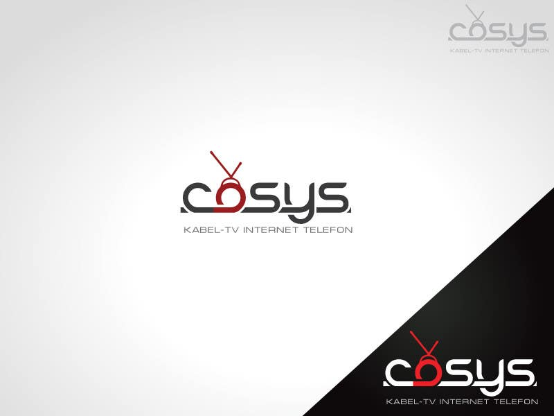 Contest Entry #27 for Design a logo and stationary for a cable television company.