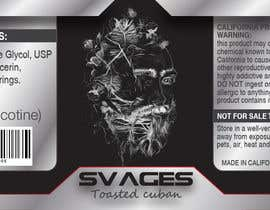 #64 for Savages bottle label design by iulian4d