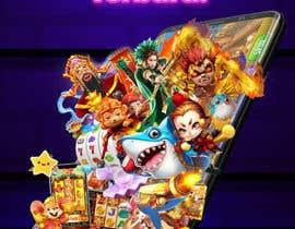 #37 for Gaming app promo banner design af alomgirdesigner