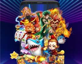 #40 for Gaming app promo banner design af alomgirdesigner