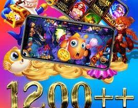 #42 for Gaming app promo banner design af emastojanovska